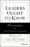 Leaders Ought to Know 1st Edition