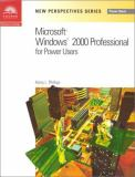 New Perspectives on Microsoft Windows 2000 for Power Users 9780619019358