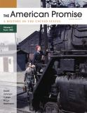 The American Promise, Volume C 5th Edition
