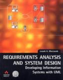Requirements Analysis and System Design 9780201709445