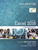 Microsoft Office Excel 2016 Comprehensive 1st Edition