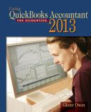 Using Quickbooks Accountant 2013 (with CD-ROM and Data File CD-ROM) 12th Edition