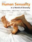 Human Sexuality in a World of Diversity 9th Edition