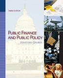 Public Finance and Public Policy 3rd Edition