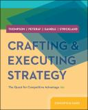 Crafting and Executing Strategy 9780078029509