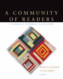 A Community of Readers 5th Edition