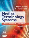 Medical Terminology Systems 7th Edition