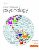 Mastering the World of Psychology Plus NEW MyPsychLab with EText -- Access Card Package 9780205969562