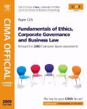CIMA Official Learning System Fundamentals of Ethics, Corporate Governance and Business Law 9780750689564