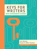 Keys for Writers with Assignment Guides 7th Edition