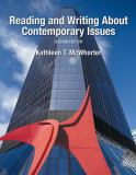 Reading and Writing about Contemporary Issues 2nd Edition