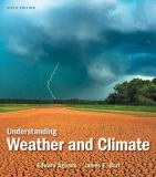 Understanding Weather and Climate 9780321769633