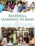Reading and Learning to Read 9th Edition