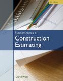 Fundamentals of Construction Estimating 3rd Edition