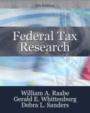 Federal Tax Research 9780324659658