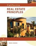 California Real Estate Principles 9780538739658