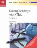 New Perspectives on Creating Web Pages with HTML Second Edition - Brief 9780619019662