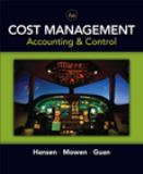 Cost Management 6th Edition