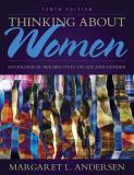 Thinking about Women 10th Edition
