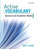 Active Vocabulary 6th Edition