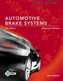 Automotive Brake Systems 6th Edition