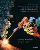 Applied Statistics and Probability for Engineers 6th Edition