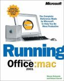 Running Microsoft Office 2001 for Mac 9780735609716