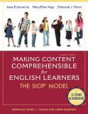 Making Content Comprehensible for English Learners 9780132689724