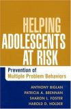 Helping Adolescents at Risk 9781572309739