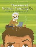 Theories of Human Learning 6th Edition
