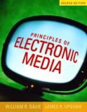 Principles of Electronic Media 9780205449750