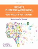 Phonics, Phonemic Awareness, and Word Analysis for Teachers 10th Edition