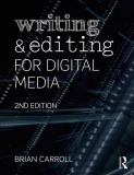Writing and Editing for Digital Media 9780415729796