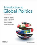 Introduction to Global Politics 4th Edition