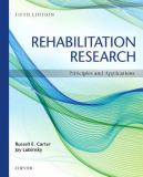 Rehabilitation Research 5th Edition