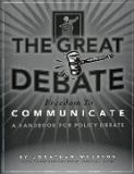 The Great Debate! Freedom to Communicate!