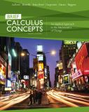 Calculus Concepts 4th Edition