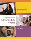 Communication in a Changing World 9780072959826
