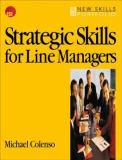 Strategic Skills for Line Managers 9780750639828