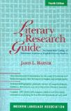 Literary Research Guide 9780873529839