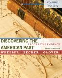 Discovering the American Past 9780495799849