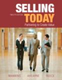 Selling Today 12th Edition