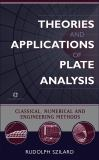 Theories and Applications of Plate Analysis 9780471429890