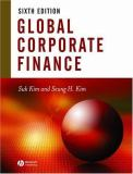 Global Corporate Finance 6th Edition