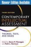 Contemporary Intellectual Assessment 3rd Edition