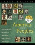 America and Its Peoples, Volume 1 5th Edition