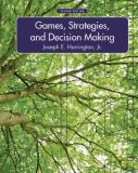 Games, Strategies, and Decision Making 9781429239967
