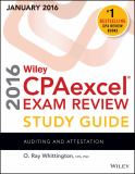 Wiley CPAexcel Exam Review 2016 Study Guide January 2016 15th Edition