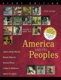 America and Its Peoples 9780321419972