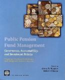 Public Pension Fund Management 9780821359983